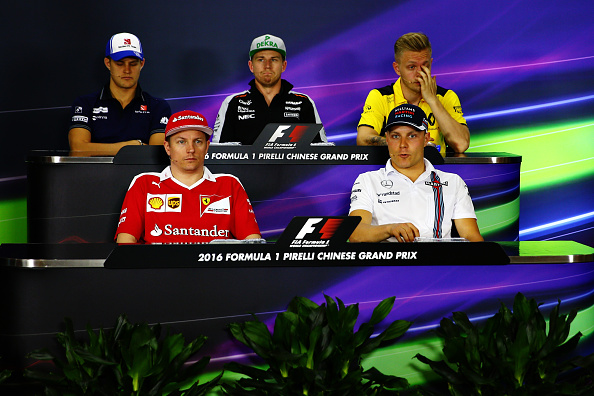 Chinese Grand Prix 2016