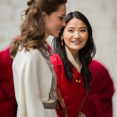 Royal tour Bhutan