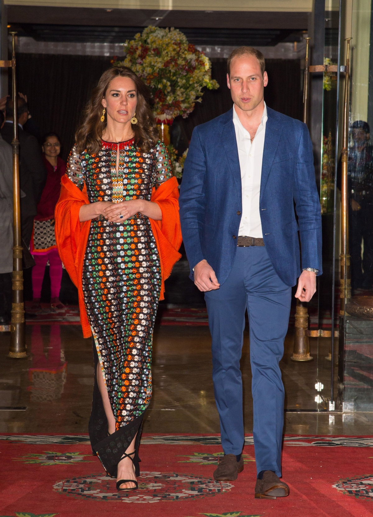 kate middleton indian tour Bhutan