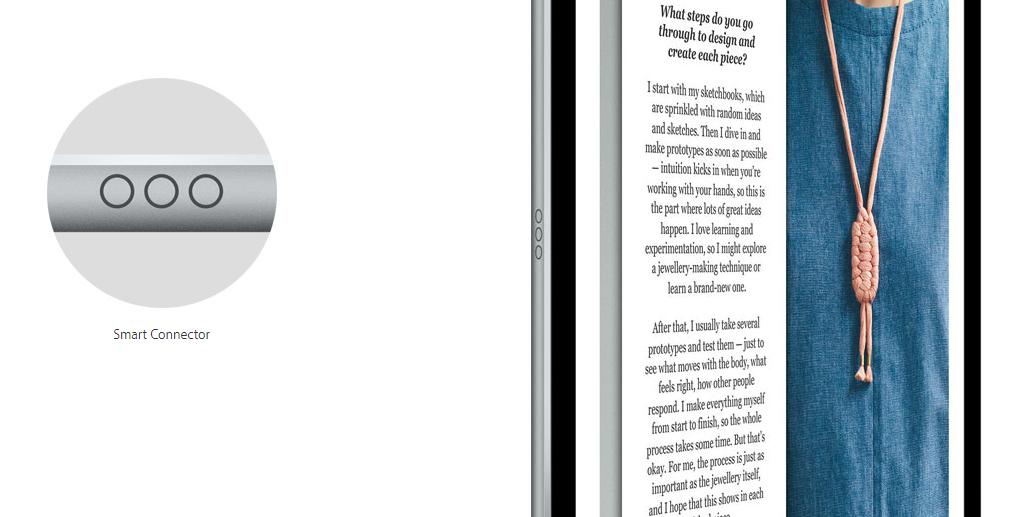 Apple Smart Connector