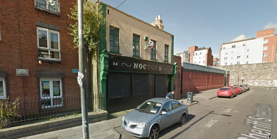 Dublin shooting Noctor's pub 2016