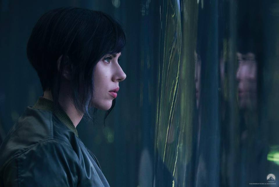 Ghost InThe Shell