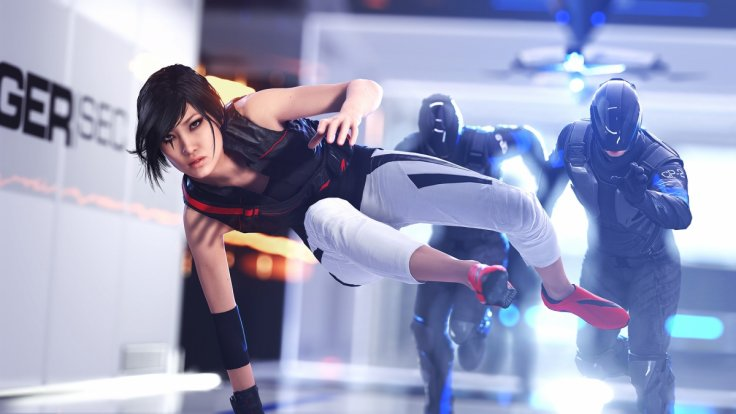Mirror's Edge Catalyst Faith Screenshot