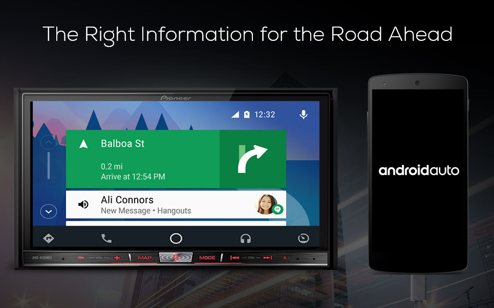 Android Auto 8