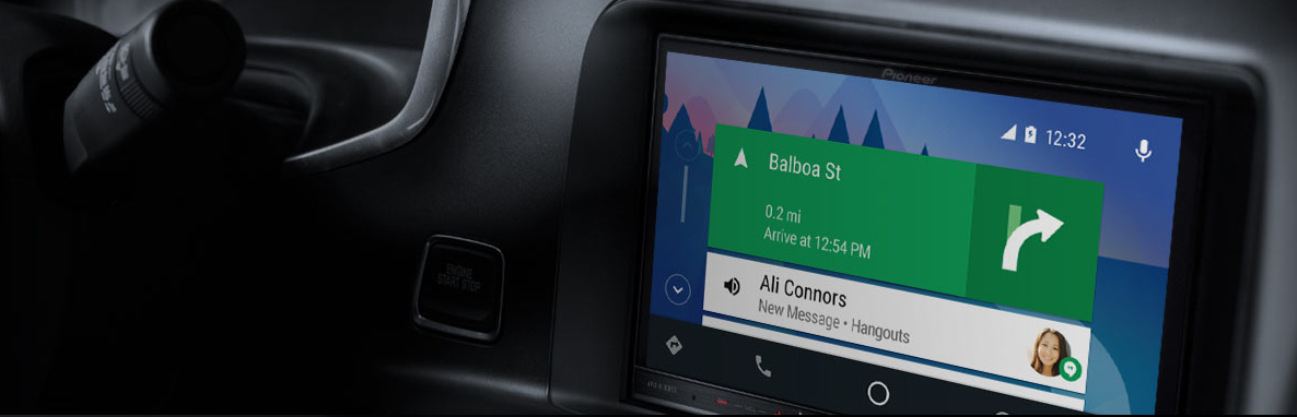 Android Auto 10