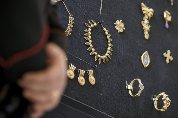 Castellani jewellery