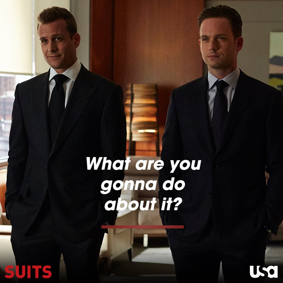 ... new episode of 'Suits' Season 5 on Wednesday; when will Season 6 air