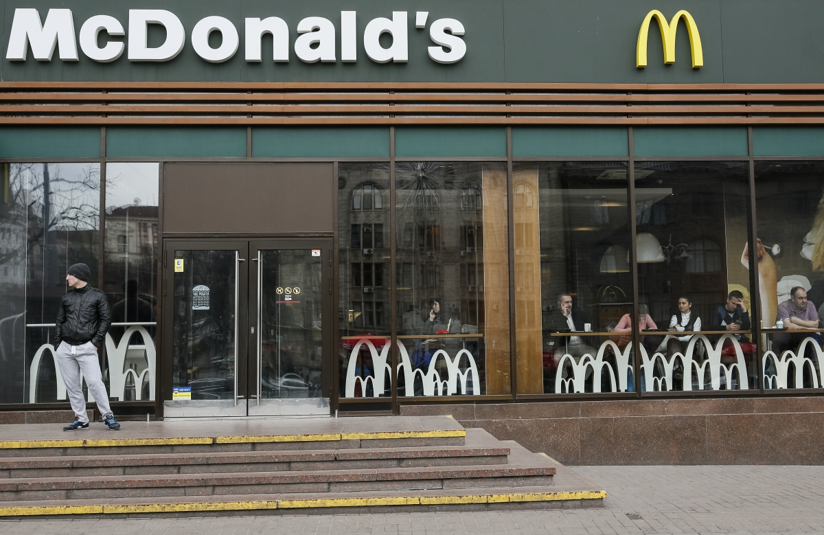 McDonald's removes wraps from its menus after they fail to attract younger, healthy eaters