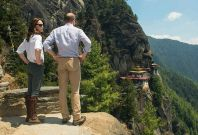 Royal tour Bhutan