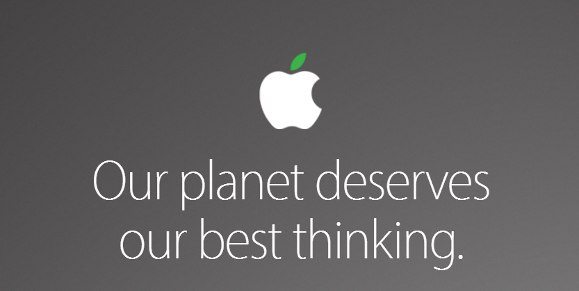 Apple WWF Apps for Earth Green Logo