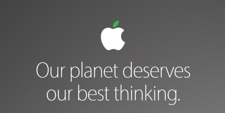 Apple WWF Apps for Earth Green Logo