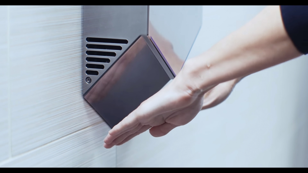 Do Dyson Hand Dryers Spread More Germs Than Paper Towels Or Is It A Load Of Hot Air