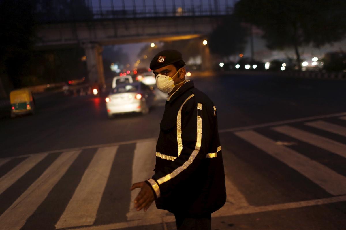 Delhi odd-even rule