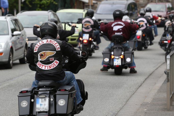 Hells Angels bikers are suspected of involvement