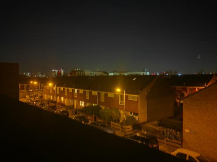 Huawei P9 night photos