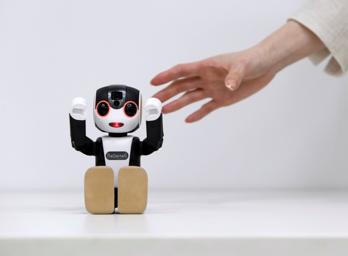 Sharp launches RoBoHon robot companion smartphone