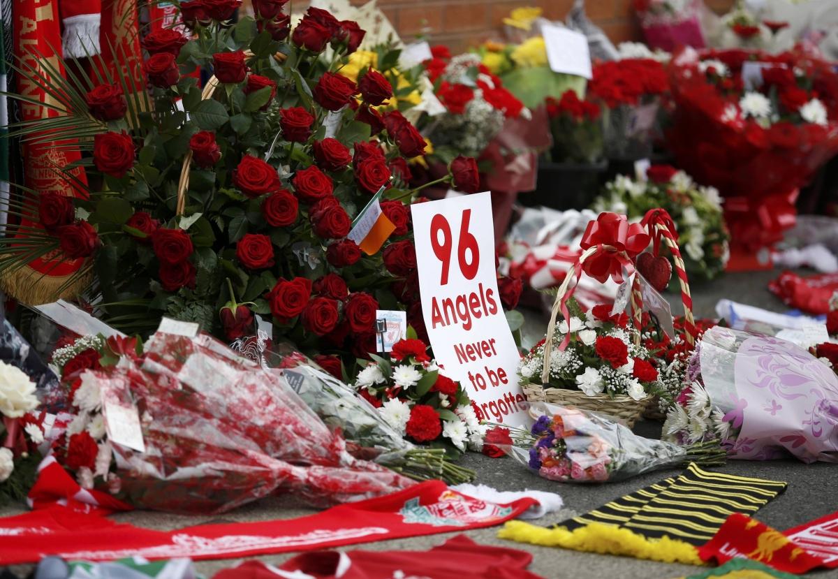 Hillsborough anniversary