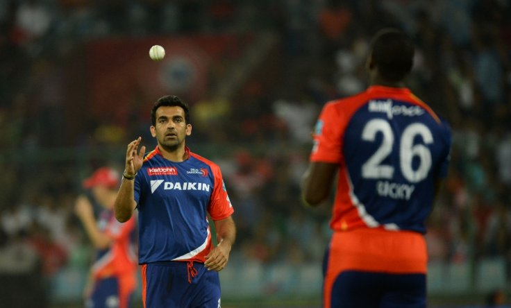 Zaheer Khan impressed with the ball