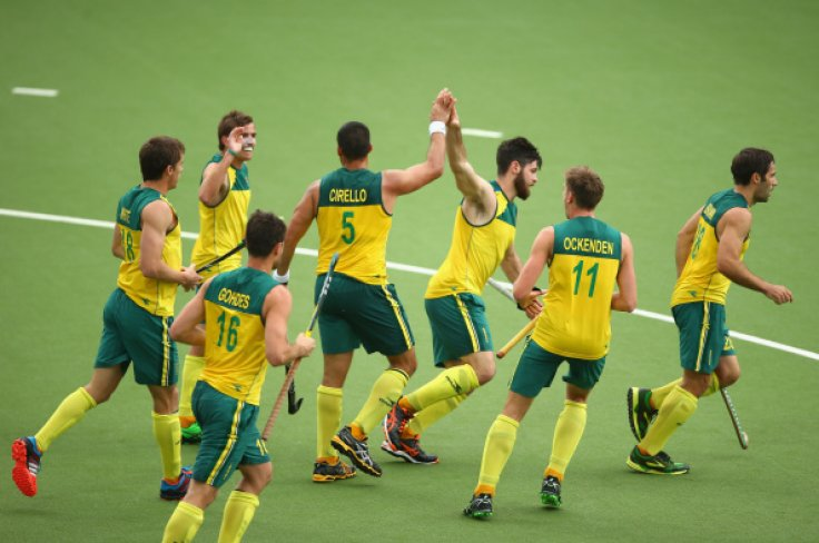 australia hockey team