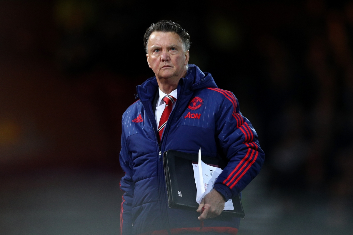 Manchester United Vs Crystal Palace Team News: Louis Van