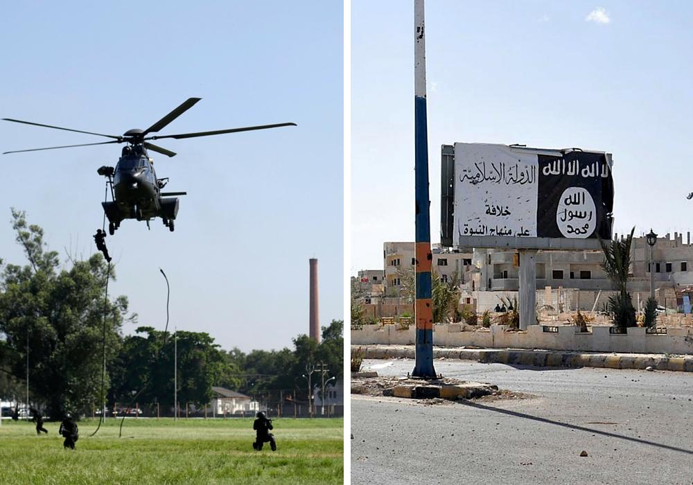 Brazil vs Isis