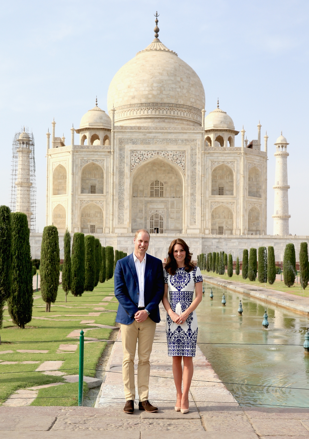 kate middleton in india and bhutan