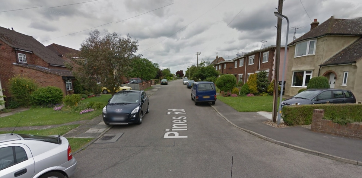 Pines Road Chelmsford murder investigation 2016