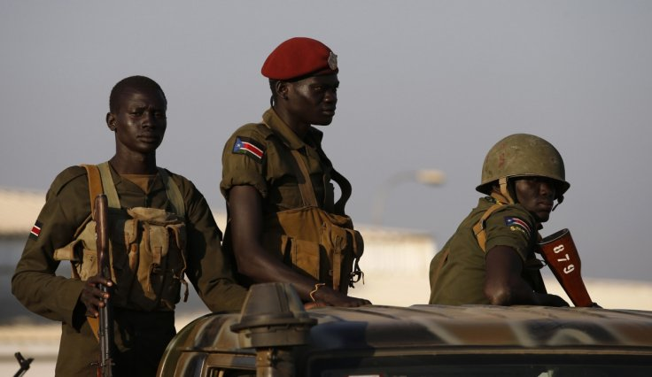 child soldiers speech In sudan and south sudan, child soldiers have long been a problem.