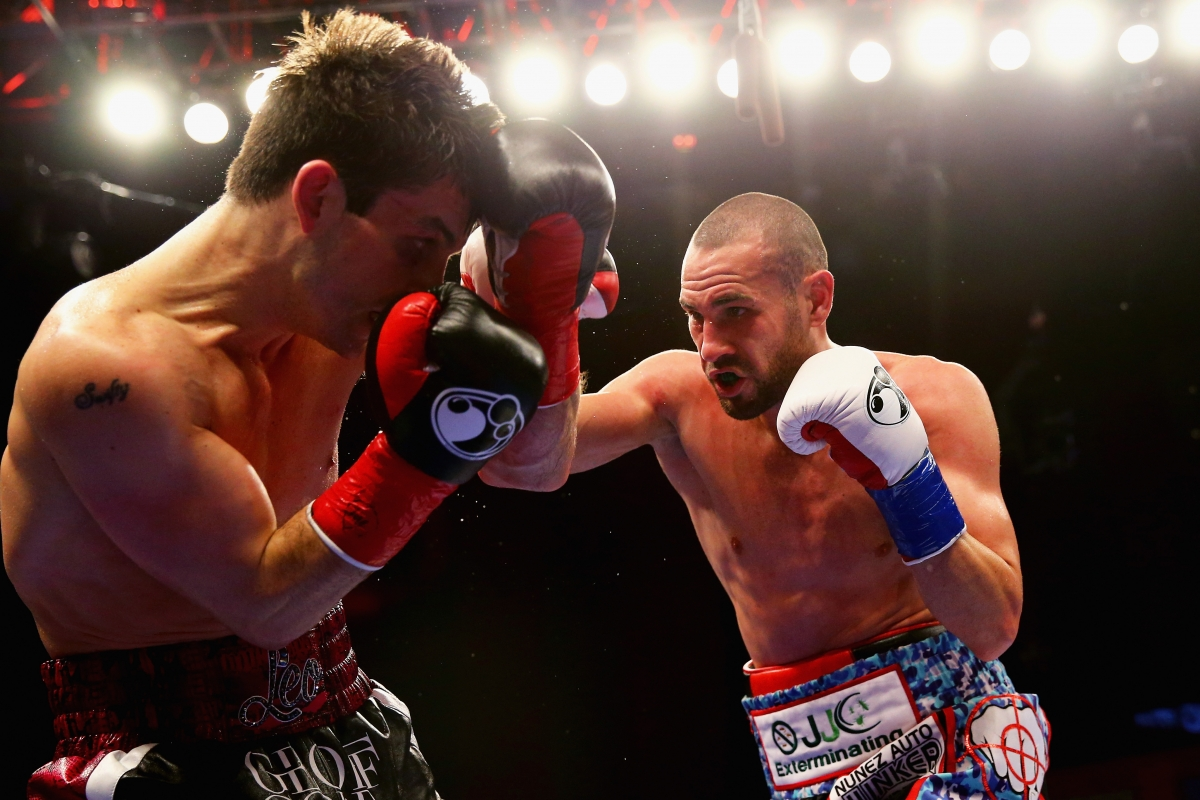 Stephen Smith vs Jose Pedraza