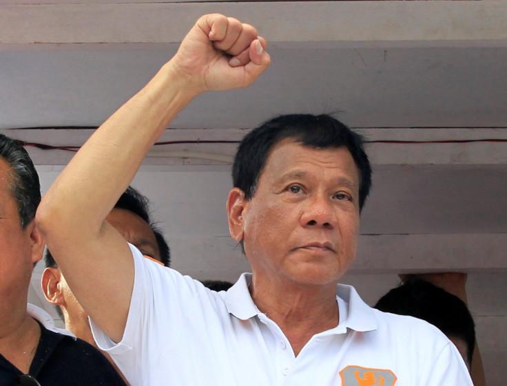 Rodrigo Duterte, Philippine presidential candidate