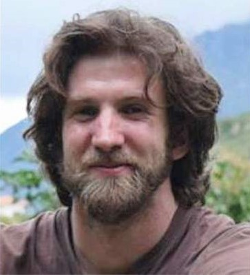 Briton missing in Peru