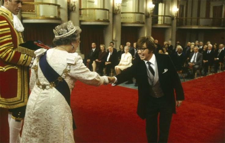 Queen Elizabeth II in Austin Powers: Goldmember