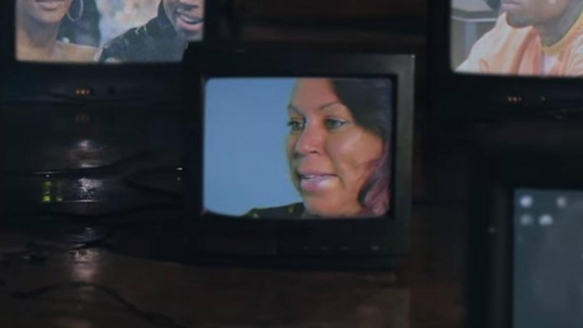 Chris Brown mother