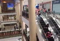 Ecuador quake shopping centre