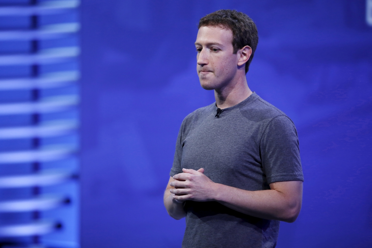 Facebook's Mark Zuckerberg domain name