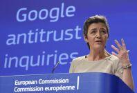 European Union regulators charges Google