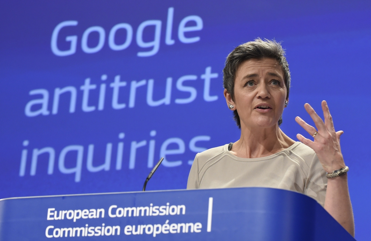 European Union regulators charges Google