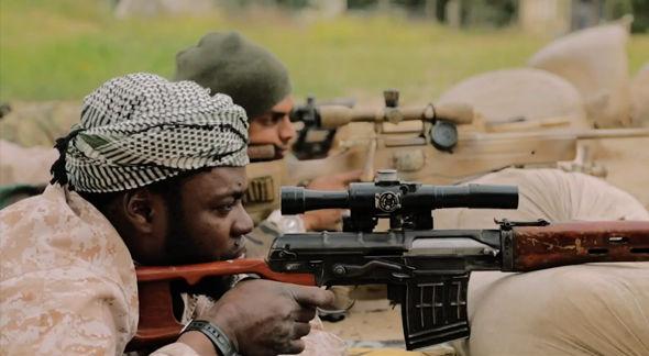 Trinidad Tobago Isis militant
