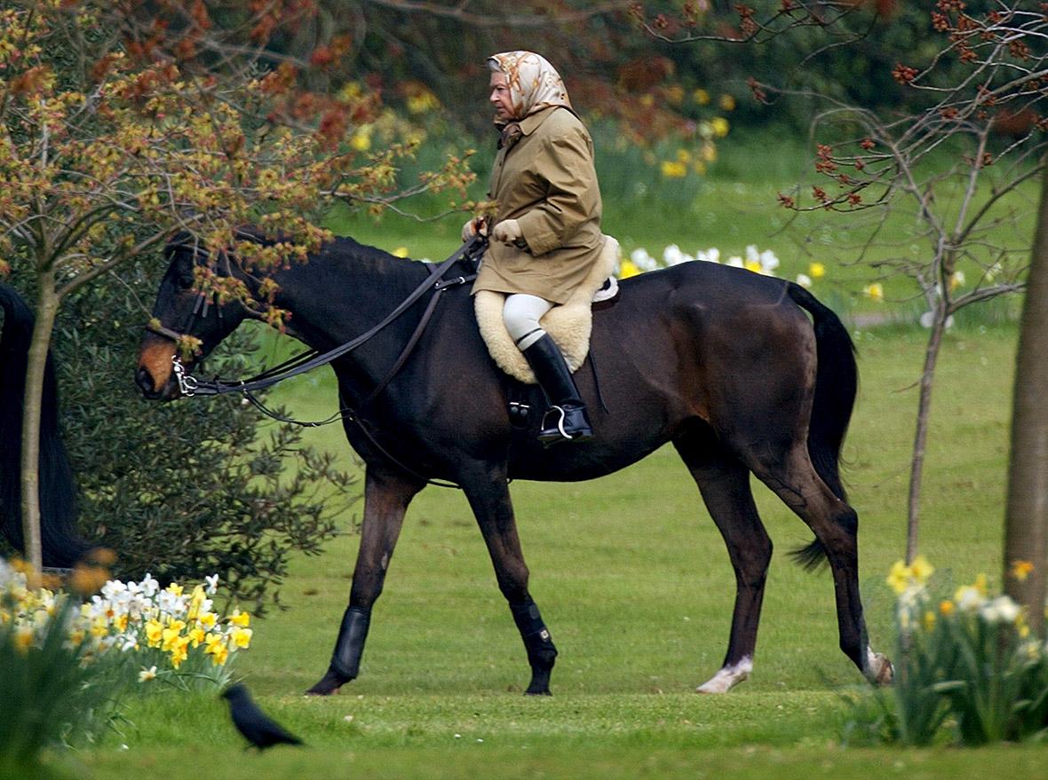 Queen 90th birthday