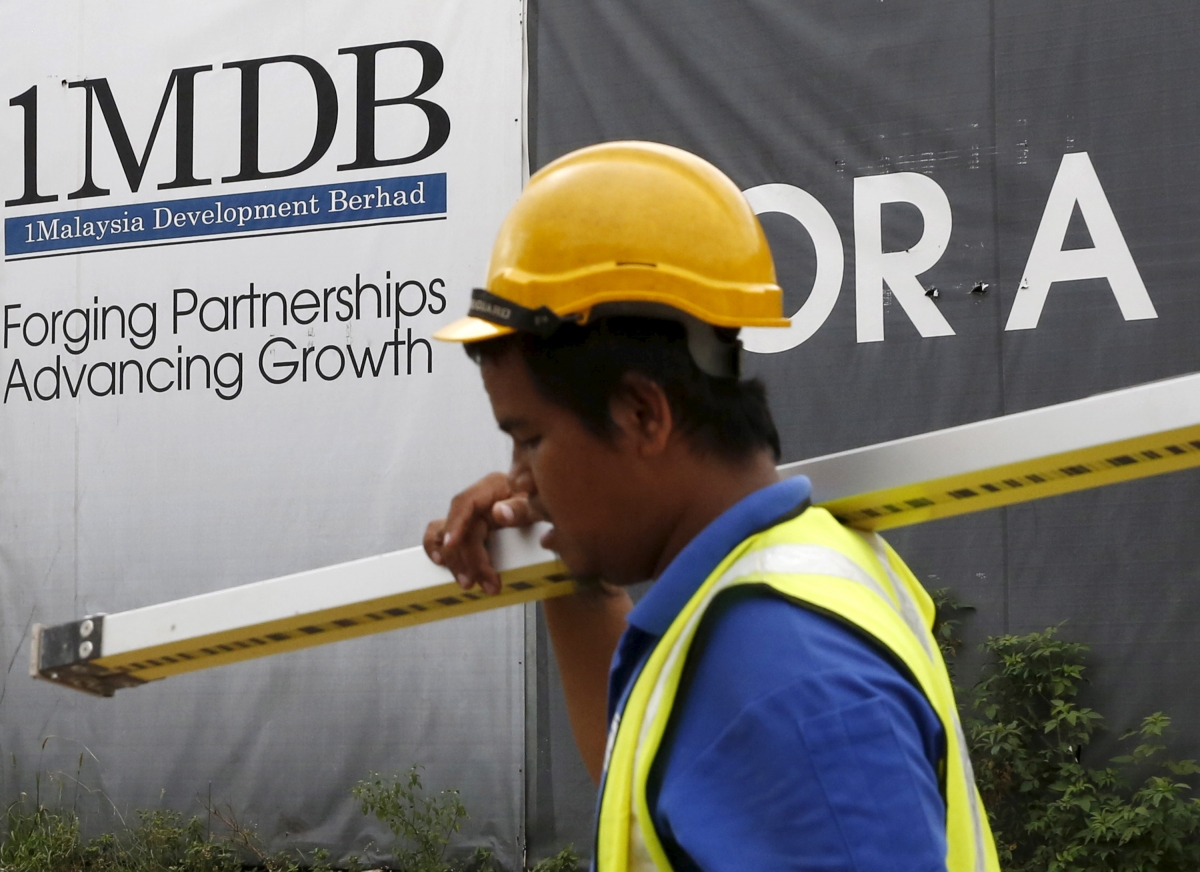Malaysian government warned over 1MDB