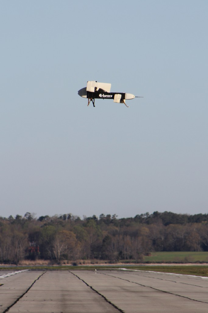Darpa's 24-motor Lightening Strike drone makes takes flight for the first time