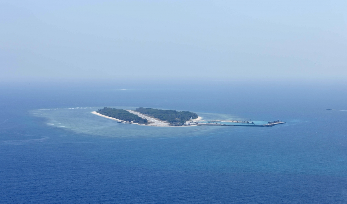 Itu Aba, South China Sea