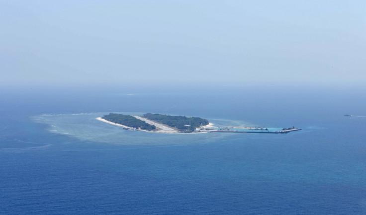 Itu Aba, South China Sea