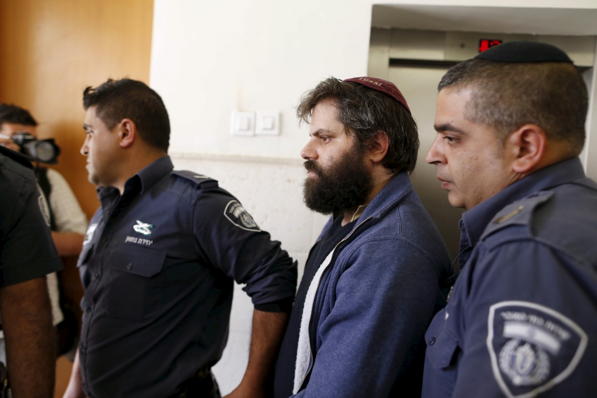 Yosef Haim Ben David convicted