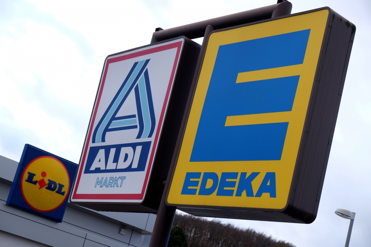 Aldi and Lidl are building more stores than Tesco, Asda, Sainsbury's and Morrisons
