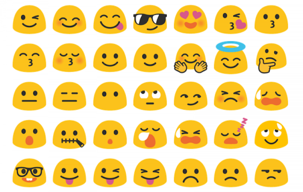 Google to offer a whole host of new emojis soon