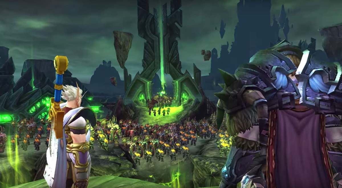 World of Warcraft: Legion expansion gets 30 August release ...