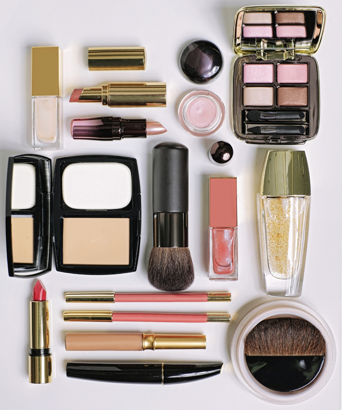 What's in your make up?