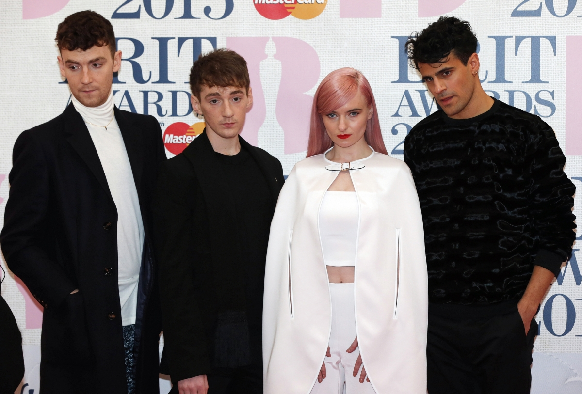 Music Minute Clean Bandit For Christmas No1 X Factor S 5