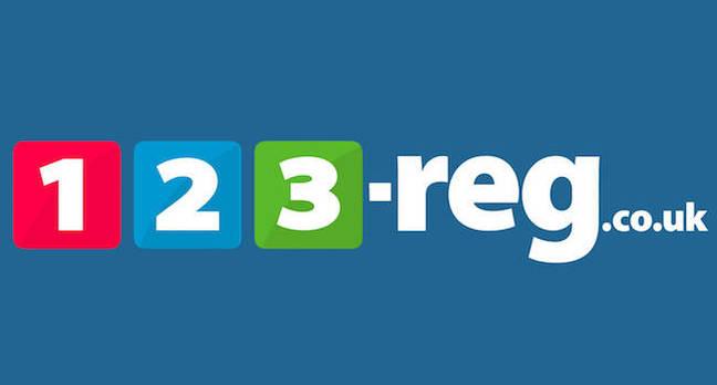 123 reg server fail